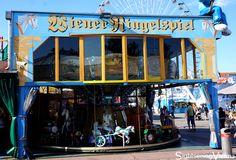 Vienna Prater, Amusement Park Vienna Prater, Amusement Park, Ten, Austria, 19th Century, Castle, Castles