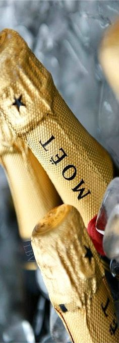 ~Moet, chilled   The House of Beccaria