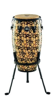 """Meinl Wood Conga with Basket Stand, 12-inch by Meinl Percussion. $209.99. 12"""" Wood Conga Including Basket Stand"""
