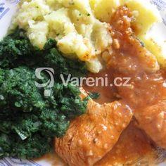 Fotografie receptu: Dušené krůtí na česneku