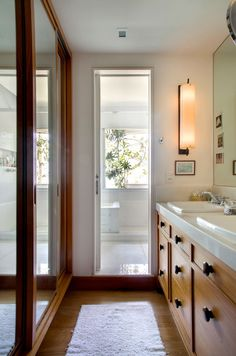 Bathroom by Ouriço.