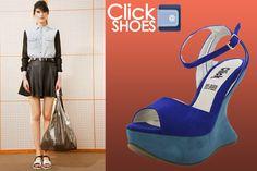 falda de piel primavera 2014 www.clickshoes.com.mx