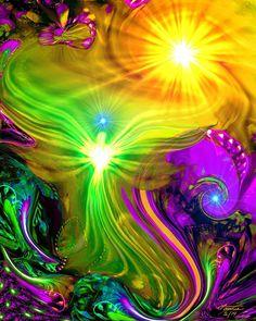I Like Wild And Colorful...Always From Micro To Macro Infinity !... http://samissomarspace.wordpress.com
