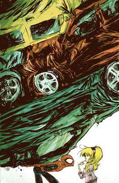 Marvel Adv. Spiderman 54 by *skottieyoung on deviantART