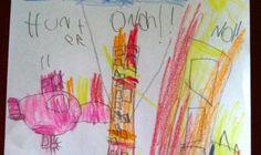 "Gawker Website Labels Children's 9/11 Art""Hilarious"""