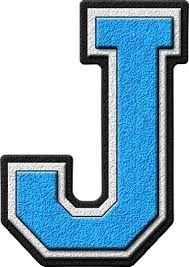 Presentation Alphabets: Kelly Green Varsity Letter J Cool Alphabet Letters, J Alphabet, Printable Alphabet Letters, Felt Letters, Monogram Alphabet, Letter J, Alfabet Letters, Writing Styles Fonts, Varsity Letter