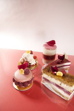Fetish: Ispahan Festival, Pierre Hermé Paris God save this man who discovered the ispahan flavor combination yuuuummy