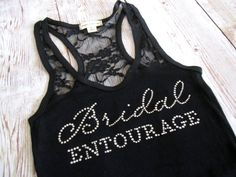 Hey, I found this really awesome Etsy listing at https://www.etsy.com/listing/180933547/bridal-entourage-tank-top-bridesmaid