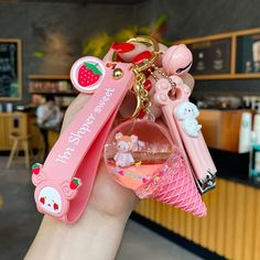 Kawaii Accessories, Accessories Shop, Cute Keychain, Keychains, Husband And Wife Love, Black Pink Songs, Cute Room Decor, Cute Japanese, Fantasy Jewelry
