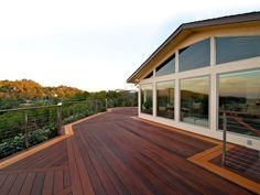 Learn what factors and styles to consider when planning your deck.