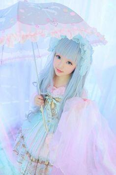 ♡ ♥ ロリータ, Sweet Lolita, Lolita, Loli, Fairy Kei, Pastel, Rococo, Victorian ♥ ♡