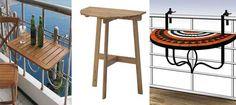 mesas rebatibles para balcon pequeño