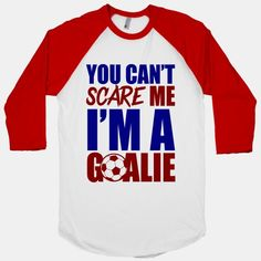 I'm A Goalie