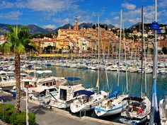 Holiday South of France 2013 - enjoy it in Menton? Plus 5 other reasons to enjoy holidays in this area.
