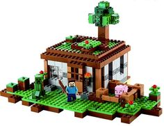 Minecraft Lego has finally been released just in time for Christmas 2014. Tweens obsessed with Minecraft will go nuts over this!