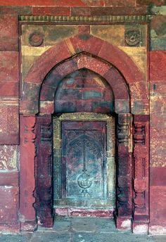 ancient door...
