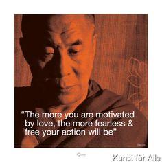Pyramid Studios - Dalai Lama (I Quote)