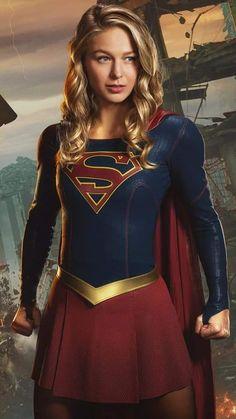 """Supergirl"" - Geek World Injustice 2, Supergirl Injustice, Supergirl Gif, Supergirl Outfit, Melissa Supergirl, Kara Danvers Supergirl, Supergirl And Flash, Melissa Marie Benoist, Melissa Benoist Hot"