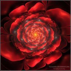 Dark Tower rose, upper right arm Dark Tower Art, The Dark Tower Series, Dark Tower Tattoo, Stephen King Tattoos, Body Love, Future Tattoos, Tattoo You, Fractal Art, Fractals