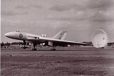 Twitter / XM655: @ROD558 See your Avro 698 Vulcan ...