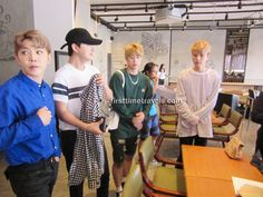 K-pop Group AxisB in Bacolod | First-Time Travels