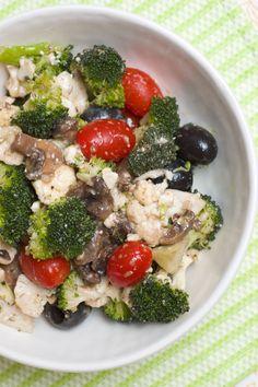 Sugar & Spice by Celeste: Carol's Easy Greek Salad