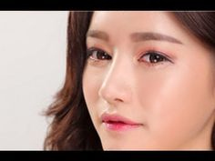 Color your eyes with burgundy colored makeup! [Eng sub]