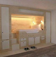 FOTO: Idealna rješenja za 'skrivanje' kreveta | Magazin.hr