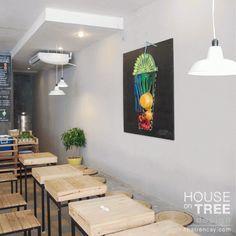 越南西貢一家水果沙冰咖啡店 Fun Fruit World smoothies and cafe | ㄇㄞˋ點子靈感創意誌