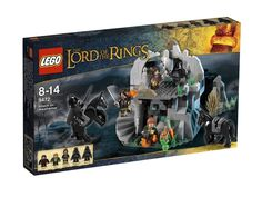 LEGO The Lord of the Rings Attack on Weathertop 9472