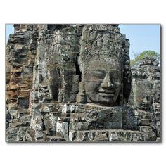 Postcard Siem Reap, Cambodia Cartes Postales