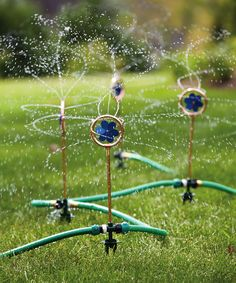 Look at this Flower Kinetic Sprinkler - Set of 12 on #zulily today!