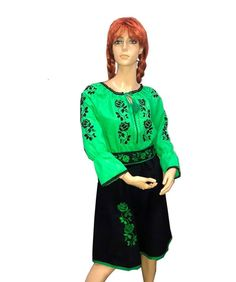 Shop Women's embroidered dress from REAL's shop in Dresses, available on Tictail from Shopping, Dresses, Women, Style, Fashion, Vestidos, Swag, Moda, Fashion Styles