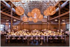 Wedding Reception at the Loveless Cafe in Nashville, Tennessee designed by Andy Beach