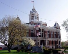 Franklin, Indiana is a moderate-sized town just south of Indianapolis in Johnson County. It is admired for its lovely parks and history museum, but there is one other strange attraction you'll want to see when you visit as well.