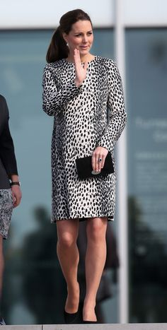11 March 2015:  The Duchess of Cambridge visits Turner Contemporary Art Gallery in Margate