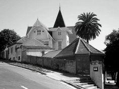 Avenida Gran Bretaña, Playa Ancha, Valparaíso.
