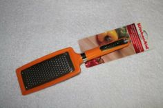 New post (Discounted Kitchenaid Classic Flat Grater Orange Tangerine SALE) has been published on Home and kitchen Appliances #Graters, #HomeKitchen, #KitchenDining, #KitchenAid, #KitchenUtensilsGadgets, #KitchenAid, #MixerPartsAccessories, #SmallApplianceParts Follow :   http://howdoigetcheap.com/33444/discounted-kitchenaid-classic-flat-grater-orange-tangerine-sale/?utm_source=PN&utm_medium=pinterest&utm_campaign=SNAP%2Bfrom%2BHome+and+kitchen+Appliances