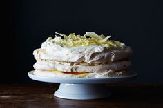 Lemon Meringue recipe on Food52