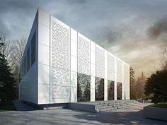"STARH Stanislavov architects - Project - Auditorium ""Vladimir Ivanov"" University Hospital ""St. Marina"" - Image-6"