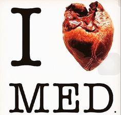I love medicine