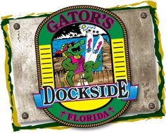 Gator's Dockside is a game day staple. This family friendly sports bar features tons of large screen televisions and great wing specials.