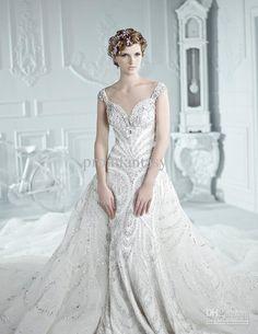Dubai wedding dresses