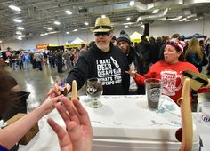 New Jersey may have been slow to embrace craft breweries, but if turnout at the sixth annual Great Beer Expo in Secaucus was any indication, the industry is here to stay.