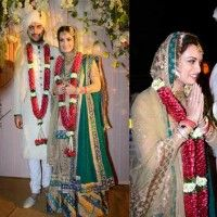 Dia Mirza  Becomes A Mrs