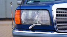w126 Mercedes-Benz 560 SEL long-wheelbase S-class 1987 Mercedes W126, S Class