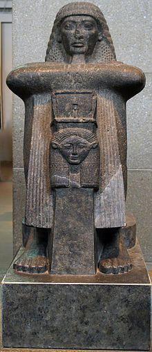 Granite Statue Of Roy