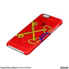 Papal States, flag iPhone 6 Plus Case
