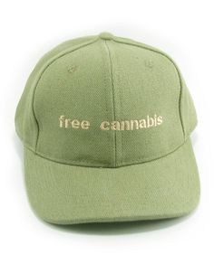 Free Cannabis Hemp Hat Baseball Cap 76d88b864762