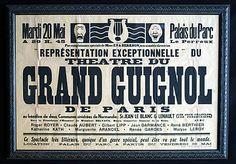 GrandGuignol.com :: Grand Guignol Poster